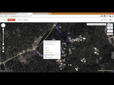Update roads with Google Earth & Map Maker - Part 2