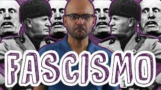 História - Período Entre Guerras - Fascismo