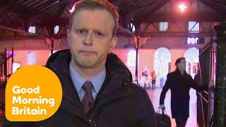 Furious Commuter Lashes Out at Southern Rail | Good Morning Britain