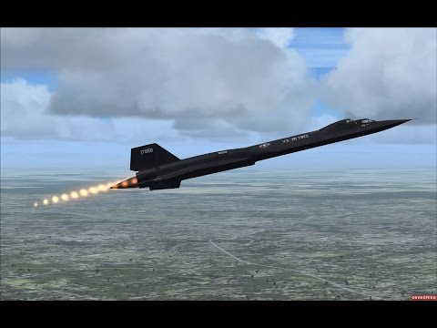 Fastest Plane Ever Built : Documentary on Designing and Building the Blackbird Spyplane