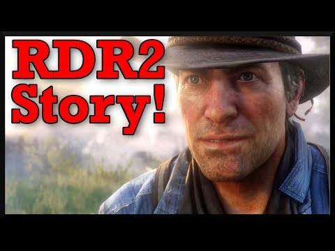 New Red Dead Redemption 2 Story Trailer! (New Protagonist & Gang)