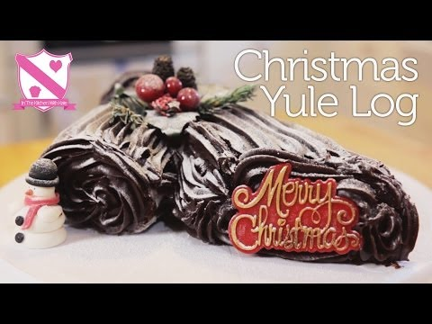 Christmas - Mary Berry's Yule Log Recipe