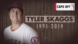 Remembering Tyler Skaggs, LA Angels' perfect tribute - Caps Off, Episode 17