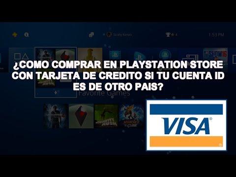 ¡No puedo comprar en playstation store con mi tarjeta de crédito, me sale error! AQUÍ LA SOLUCIÓN.