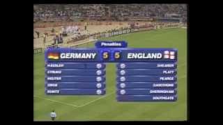 England vs Germany EURO 1996