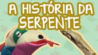 A HISTÓRIA DA SERPENTE   BEBÊ MAIS BICHOS 2