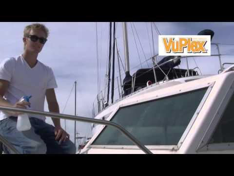 NG Video Client Business Video: VuPlex® How to Clean Boat Windows