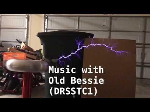 Star Wars Theme on  DRSSTC1