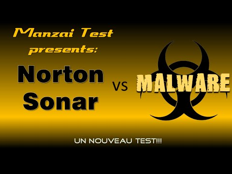 [Test Musical] Norton Security SONAR 2015 vs Malware Pack