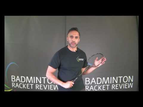 Yonex Nanoray Glanz Badminton Racket Review