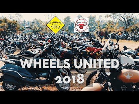WHEELS UNITED 2018 | KOLKATA | 1400+ MOTORCYCLES | BIGGEST BIKERS EVENT | BENGAL BULLS| GEAR UP