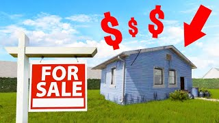 SELLING MY $2,000,000 HOUSE! (House Flipper)