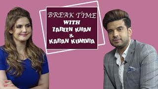 Break Time : Zareen Khan Makes For The Most Badass Reality Show Judge Ever!