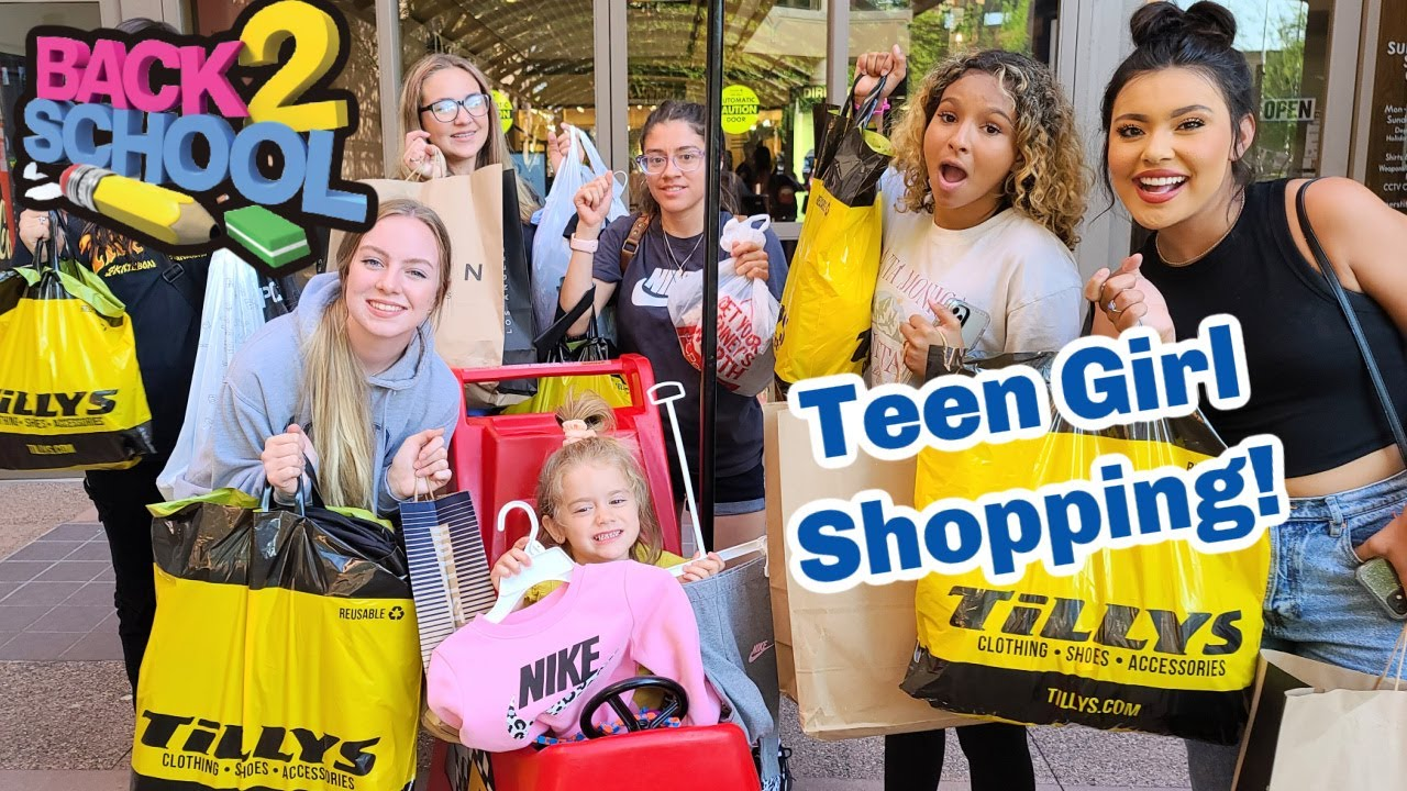 Crazy Back To School Shopping | Clothing Haul