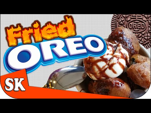 Deep Fried Oreos - Best Batter Ever #Oreos ❤️