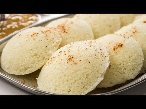Suji Idli Recipe | Super Soft Spongy Instant No Ferment Rava Idly Recipe | South Indian Breakfast