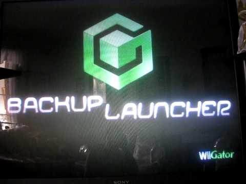Wii - Gamecube Backup Loader - Mulit-ISO DVD-R