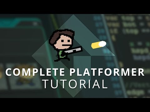 GameMaker Studio 2: Complete Platformer Tutorial (Part 1: Basics)