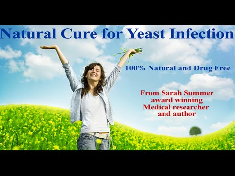 12 Hour Cure For Yeast Infection - Natural Treatment at Home
