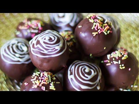 Chocolate Oreo Truffle   Cooking with Kids   Kanak's Kitchen