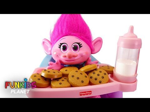 Xxx Mp4 Trolls Poppy High Chair Amp Cookies And Milk With Paw Patrol 3gp Sex