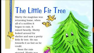 Class 4- The Little Fir Tree | chapter of Marigold |Hindi explanation