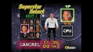 WWF No Mercy 2K16 MOD [ROSTER+DOWNLOAD] - PlayingItNow: All