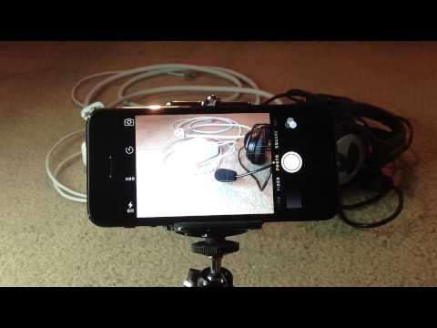 iPhone - How to Manually Adjust Camera Exposure