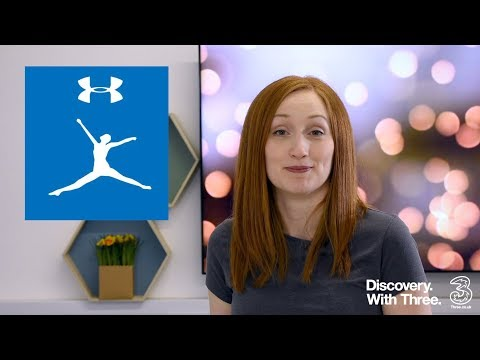 Use your tech to get fit for Summer   Health & Fitness; MyFitnessPal App   Discovery. With Three