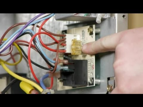 How Do I Replace an Electric Heater Fuse? : Electrical Repairs