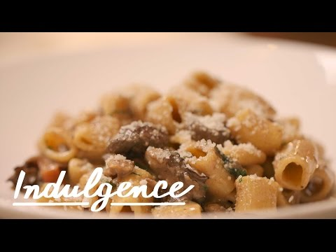 Cooking Chicken Liver Ragu and Rigatoni with Sotto's Chef Steve Samson