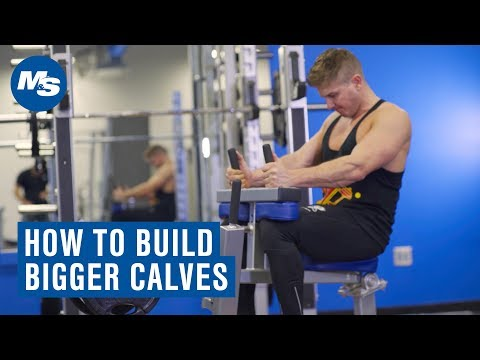 Tiny Calves? Try These Tips to Build Bigger Calves (w/ Scott Herman)