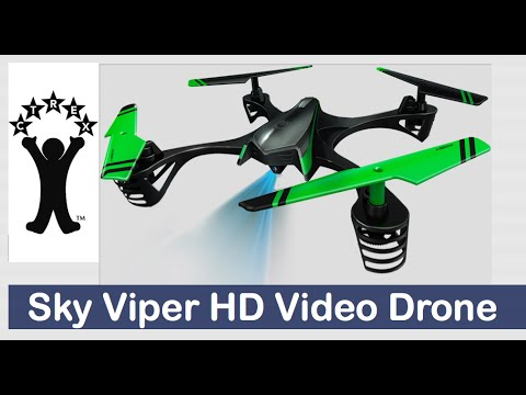 Sky Viper HD Video Drone: What happens when you fly too high