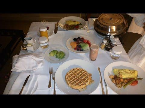Park Hyatt Toronto - Bed & Breakfast