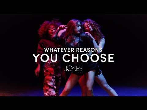 Whatever Reasons You Choose - The Jones Project | Artist Request