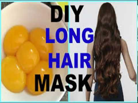 How to make Hair Grow Faster Overnight 2 inches| Eggs for Hair Growth Home Remedies, DIY, Hair Hacks