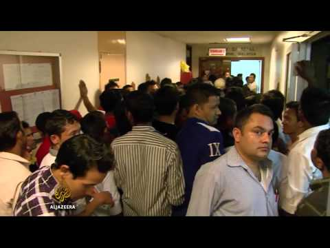 Foreign workers struggle in Malaysia
