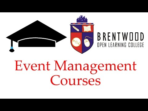 Event Management Courses Online, event management courses , event management course