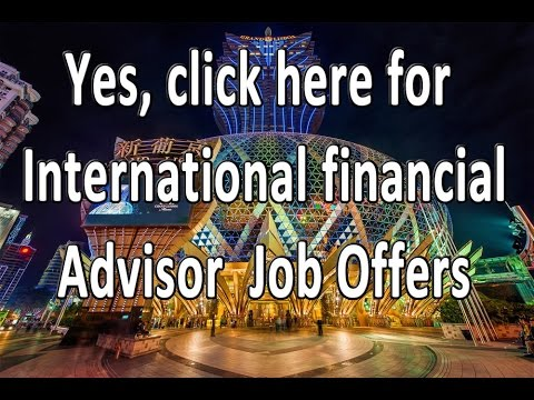 Interntaional IFA Careers Offshore Financial Advisor Jobs offshore Advisor Careers