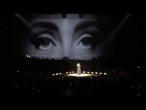 Adele - Hello, Sportpaleis Antwerpen, Belgium, 13/06/2016