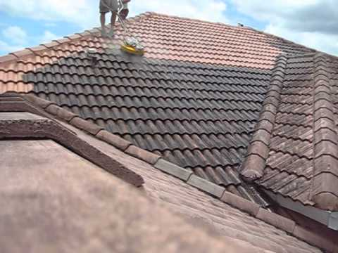 barrel tile roof cleaning ryans pressure washing 1