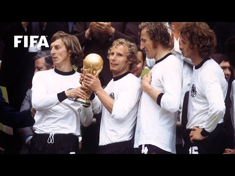 One to Eleven - The FIFA World Cup Film - Berti Vogts (EXCLUSIVE)