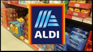 Shopping at Aldi's Brand New Store!