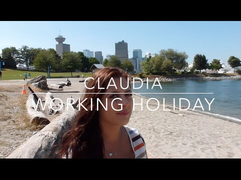 Stepwest Stories: Claudia - Working Holiday in Vancouver (September 2014)