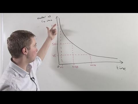 How To Do Half Life Calculations