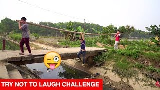 TRY NOT TO LAUGH CHALLENGE 😂 Comedy Videos 2019 - Funny Vines | Episode 20
