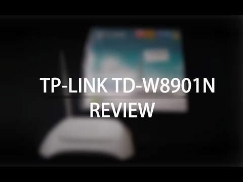 TP-Link TD-W8901N Review: After using it for 6 months