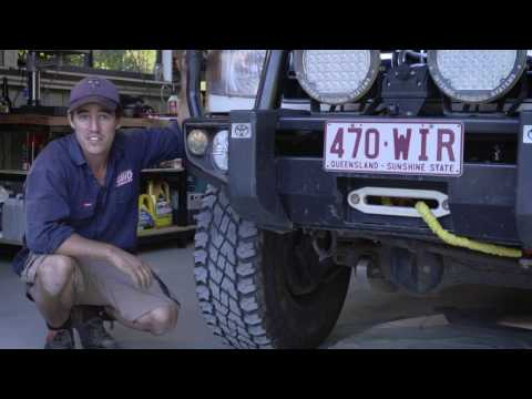 4x4 DIY: How To Do A Gearbox Oil Change