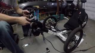 Electric Recumbent Trike Build Part 1