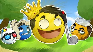 NOGLA THE KING OF GOLF! - Golf It Funny Moments